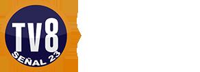 Canal TV8 Concepción Logo